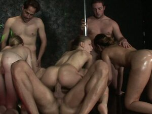 group sex videos from AnySex
