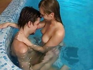 sex in pool