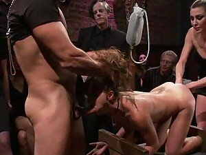 bdsm tube videos from AnyPorn