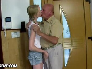 old men teen girls