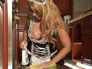 sexy house maid from SunPorno