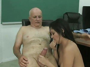 old man sex