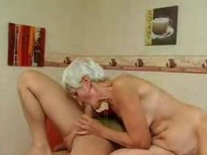 Insatiable Mature Just Loves Cock mature mature porn granny old cumshots cumshot